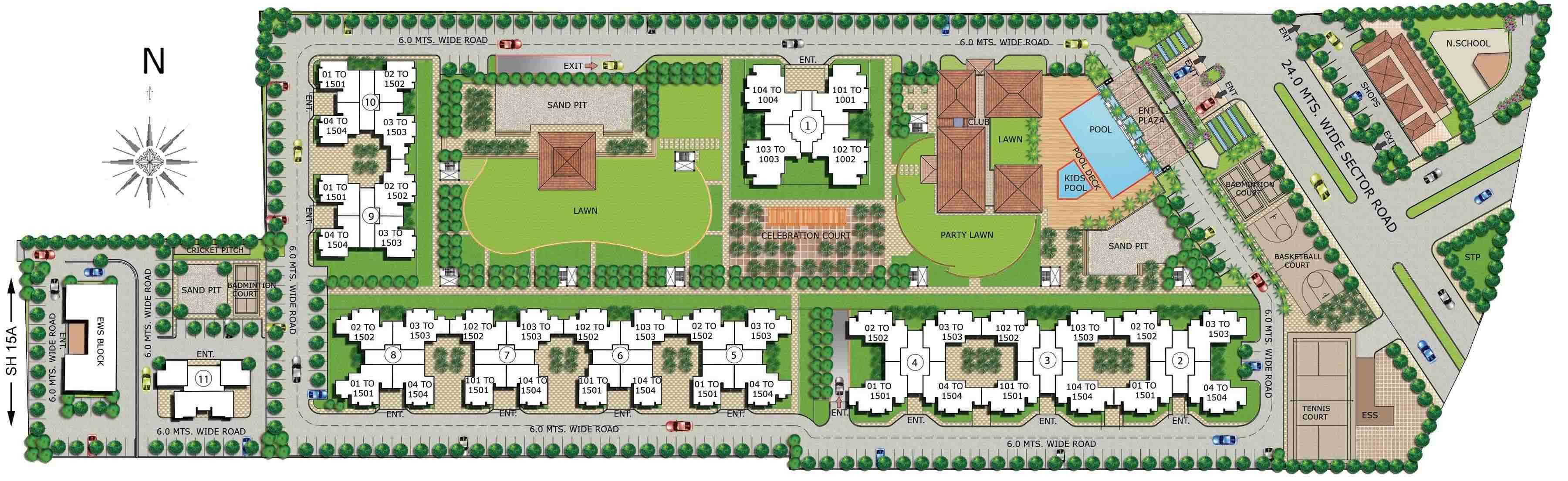 Real Estate Gurgaon Projects : Lavanya